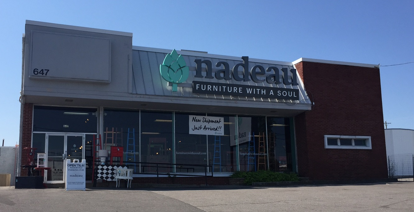 Superieur Nadeau Furniture With A Soul Store Nashville