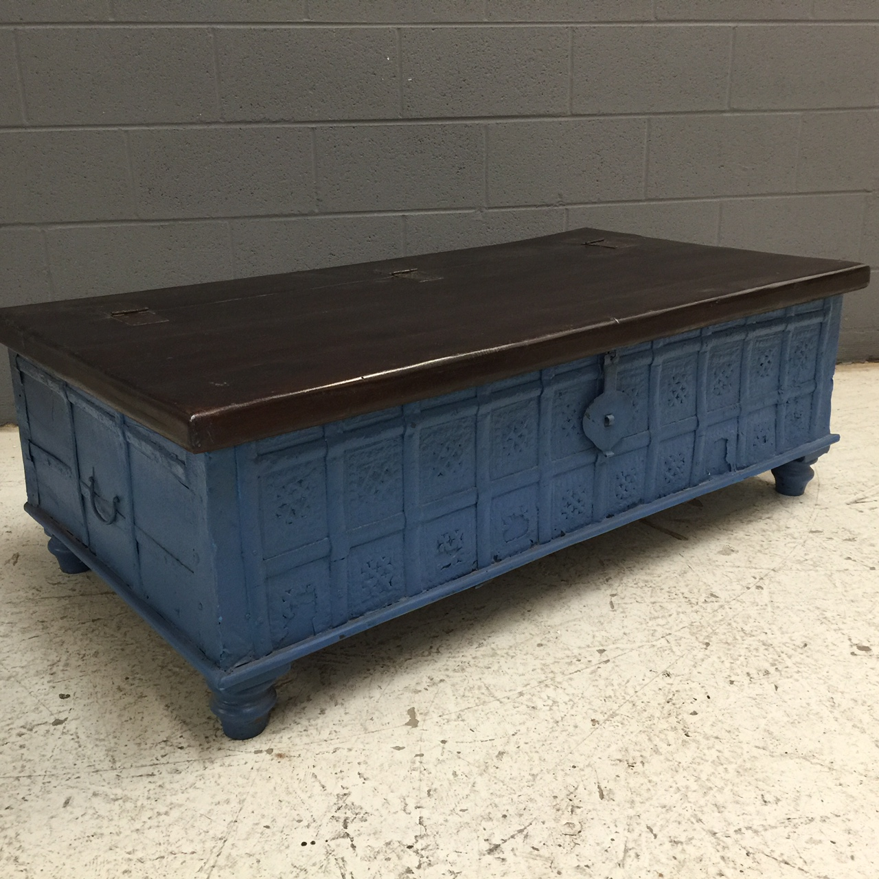 Pleasing Trunk Coffee Table Onthecornerstone Fun Painted Chair Ideas Images Onthecornerstoneorg