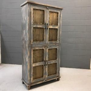 Incroyable Four Door Cabinet