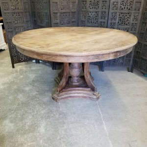 Bon 59u2033 Round Dining Table