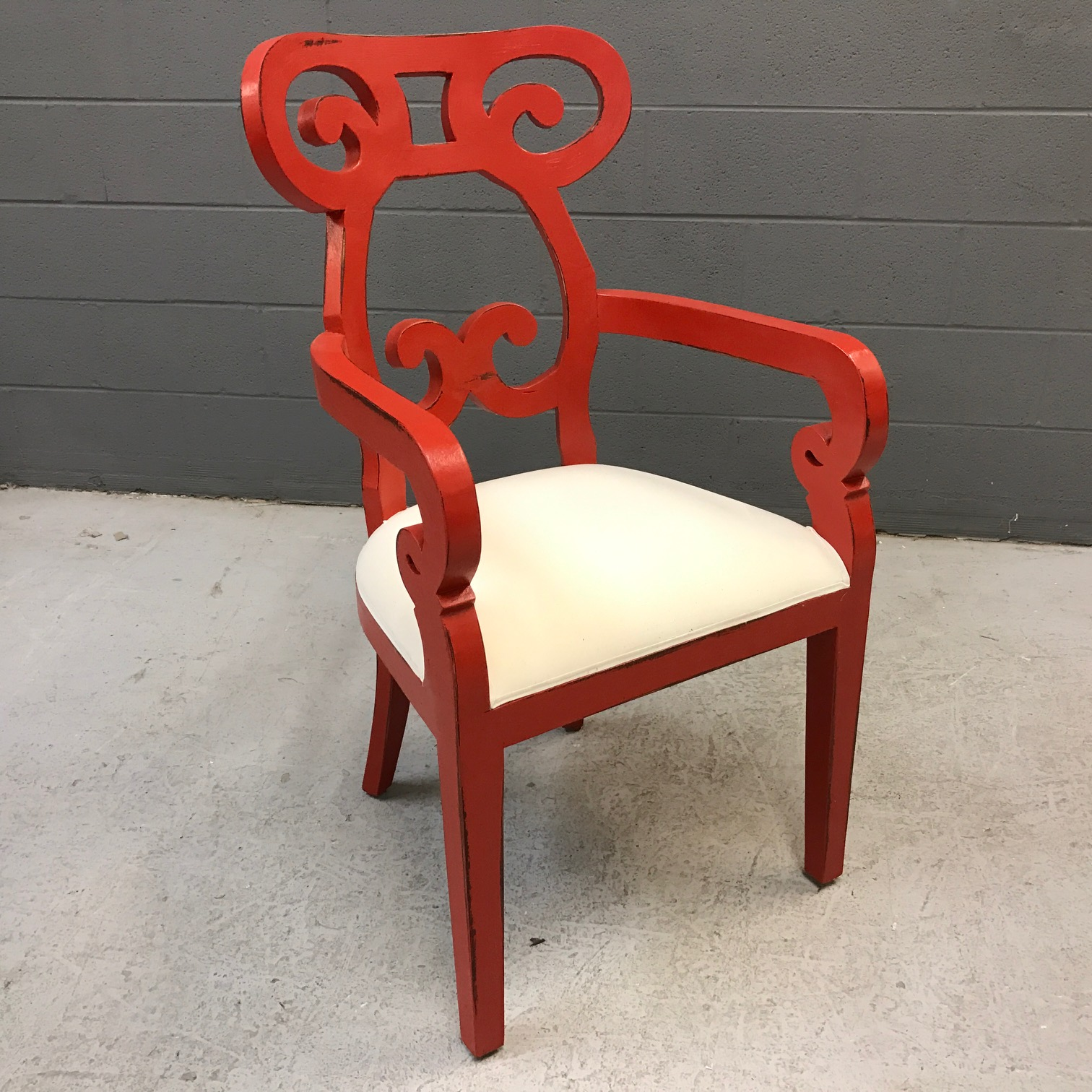 Copenhagen Arm Chair Nadeau Nashville
