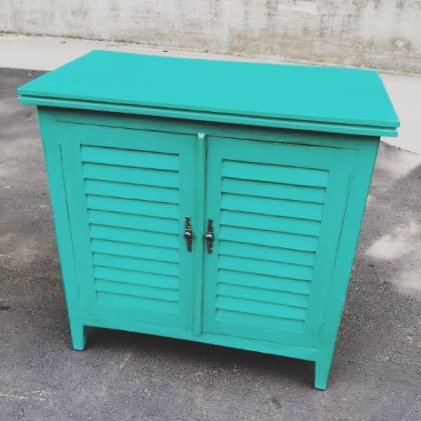 Shutter Door Cabinet - Nadeau Birmingham