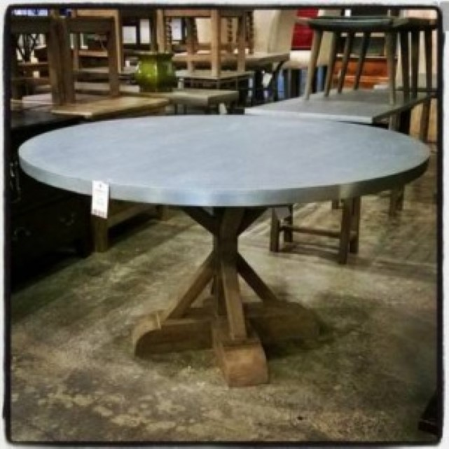 French Cottage Dining Table Nadeau Birmingham