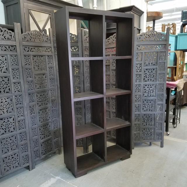 Tall Cube Bookcase Nadeau Birmingham
