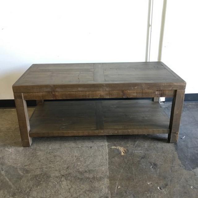 Reclaimed Pine Coffee Table