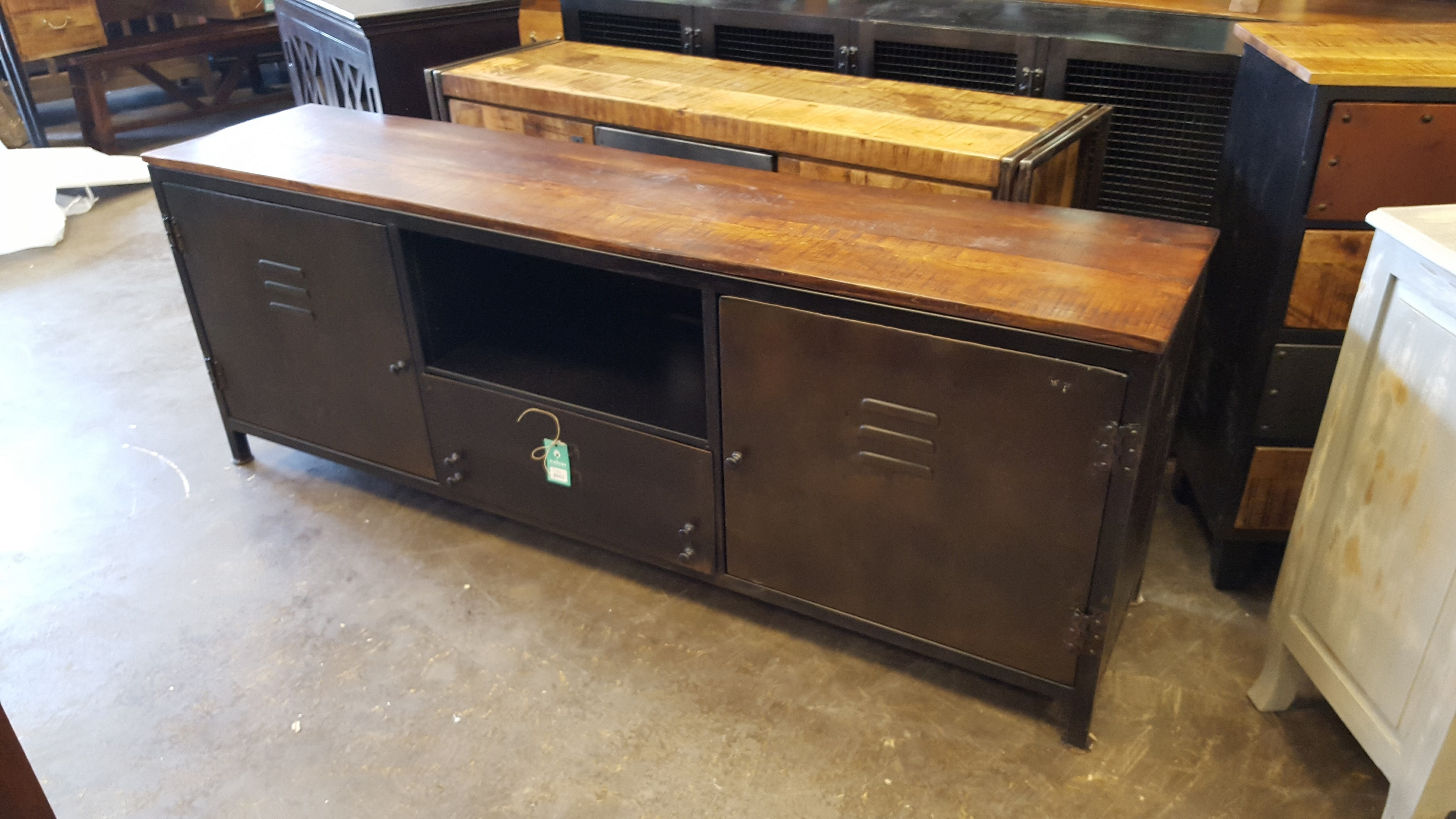 industrial tv stand. Industrial T.V. Stand Tv I