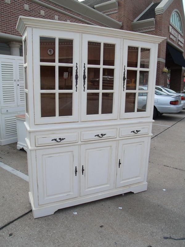 Gustav Three Door Cabinet - Nadeau Huntsville