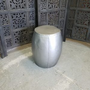 small metal table