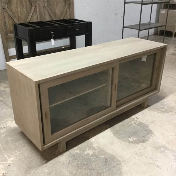 Sliding Glass Door T V Stand Nadeau Miami