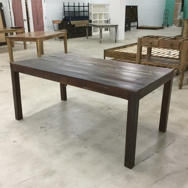 Superieur Reclaimed Wood Dining Table