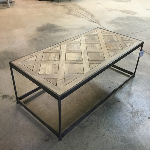 Etonnant Parquet Coffee Table