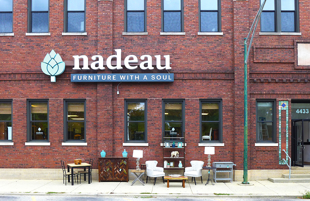 Nadeau - Furniture with a Soul in Chicago