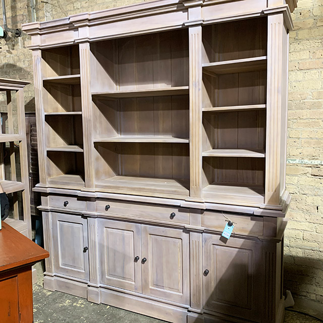 Delicieux Library Cabinet Large