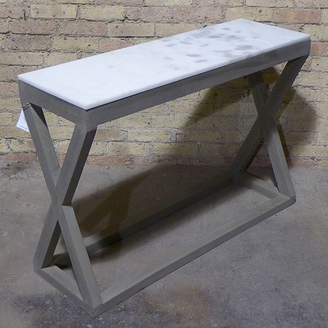 Criss Cross Coffee Table.Criss Cross Console Table