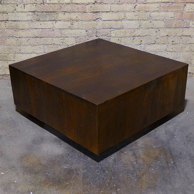 Incredible Square Coffee Block Table Ncnpc Chair Design For Home Ncnpcorg