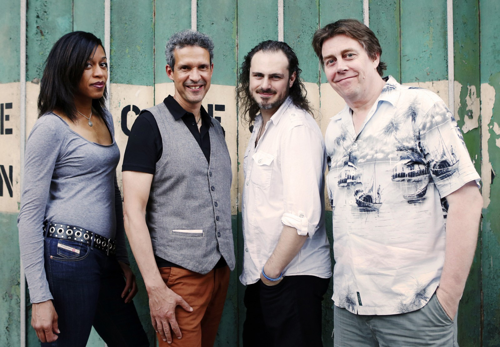 Mike Lindup Band