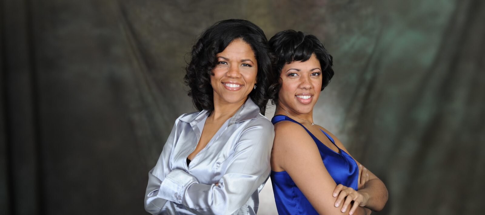 Ramona Houston, Ph.D., PMP, and Rhesa Houston, DVM,