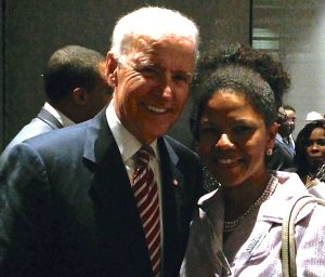 Joe Biden, Ramona Houston