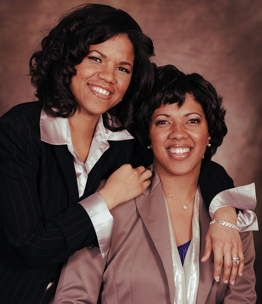 Ramona and Rhesa Houston