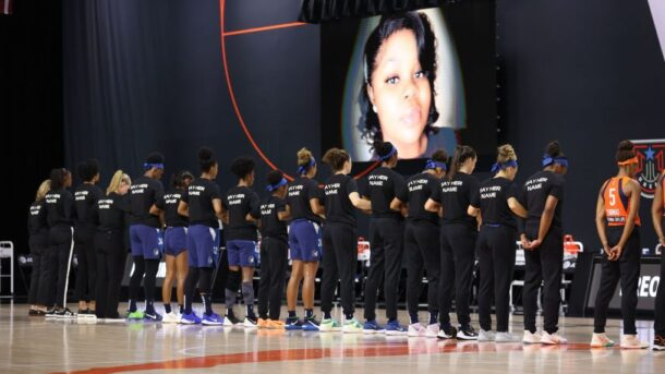 WNBA - Say Her Name