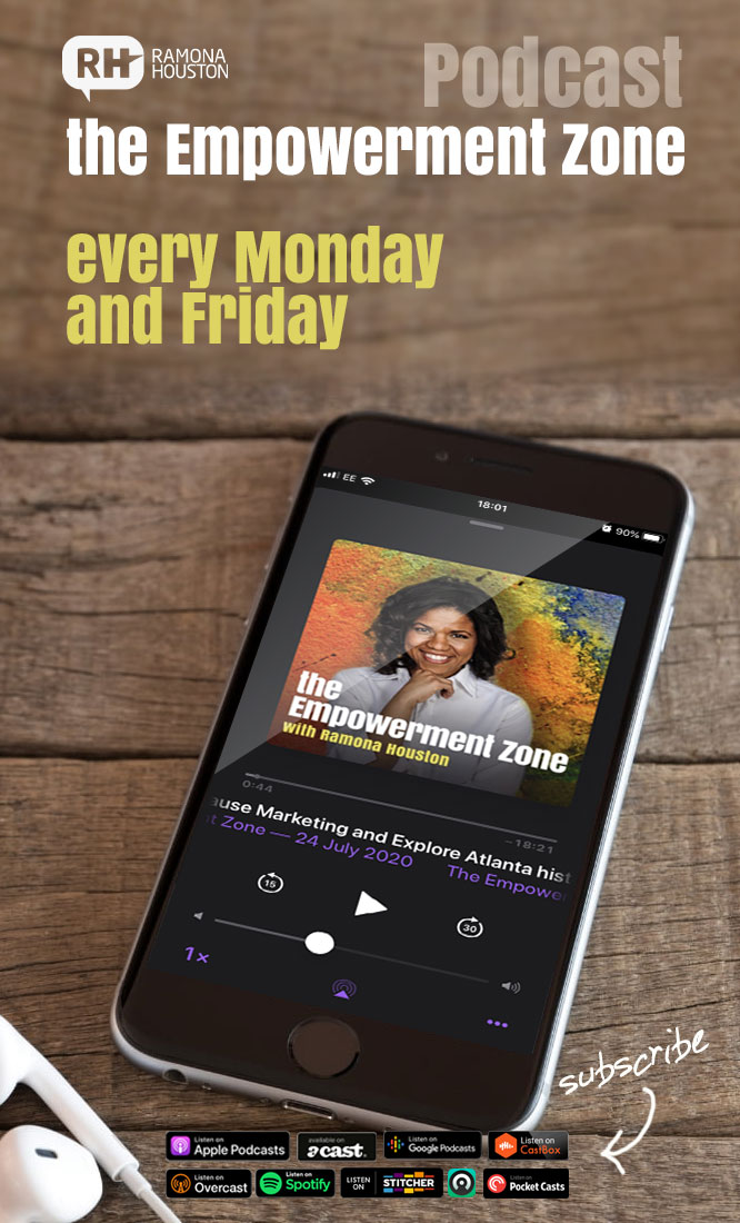 Ramona Houston podcast