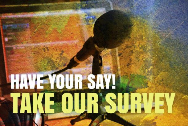 Ramona Houston podcast survey