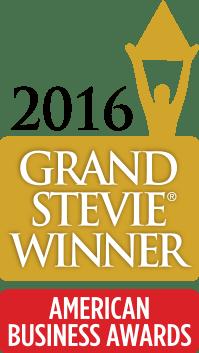 2016 Grand Stevie Award