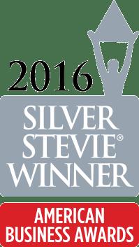 2016 Silver Stevie Award