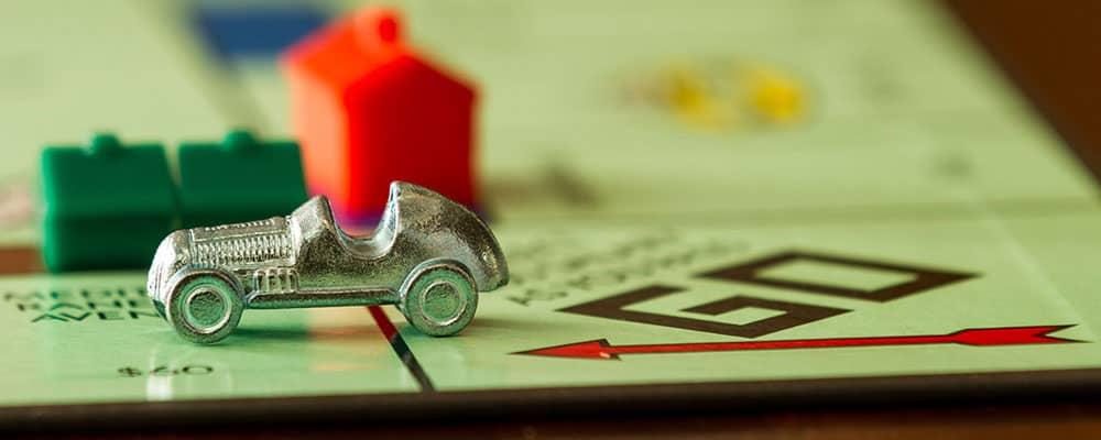monopoly playset