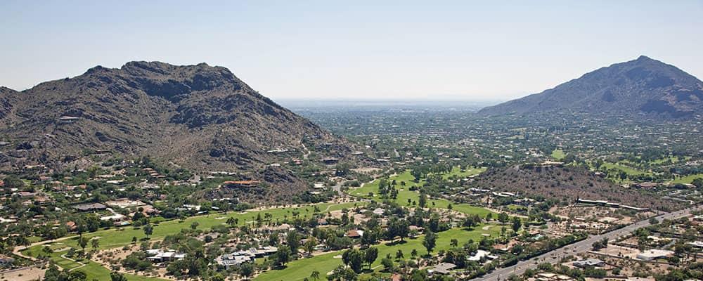 Phoenix cityspace