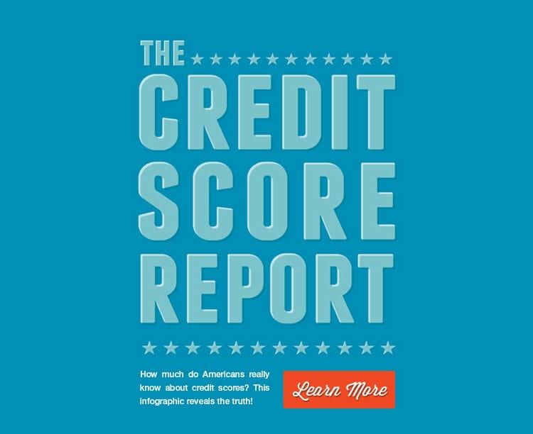 The Credit Score Report