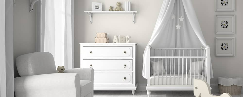 Styling Your Nursery