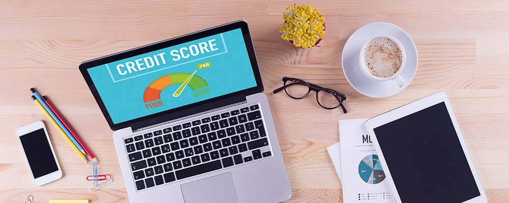 What Is a Credit Score Comprised Of?