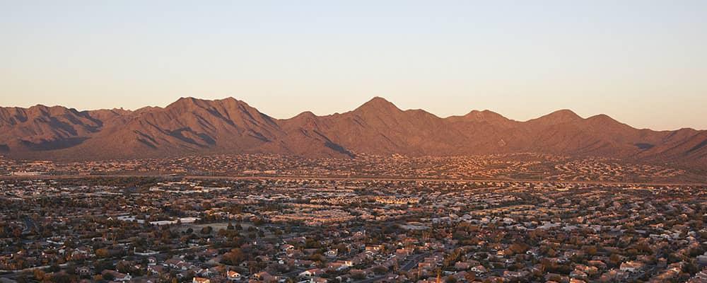 Arizona's cityspace