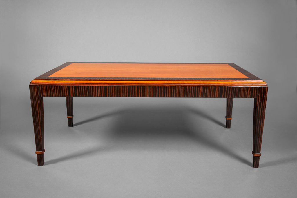 French Art Deco Cocktail Table