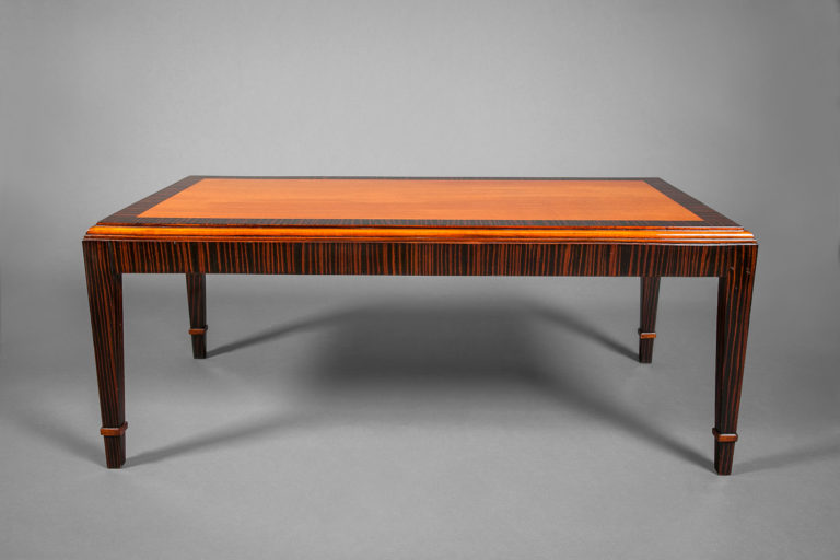 French Art Deco Coctail Table