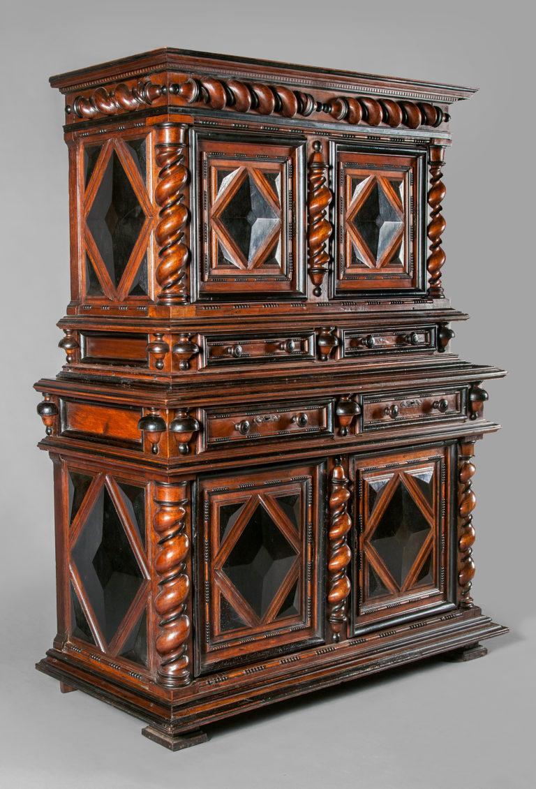 French Walnut Cabinet