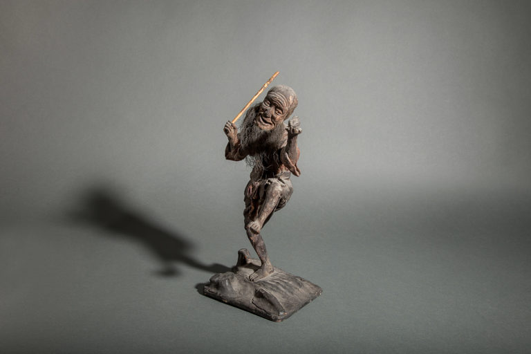 Gama Sennin (Toad Immorta) Sage figure