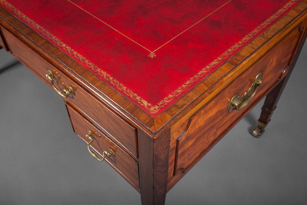 George III Partners Desk