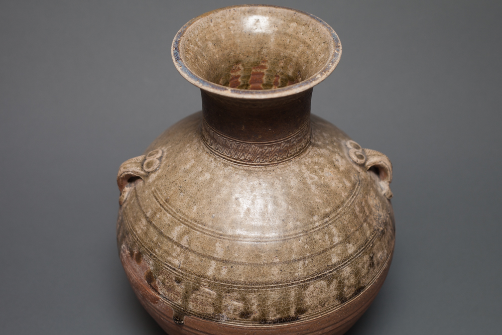 Han Dynasty 206 BC–220AD Chinese Storage Jar