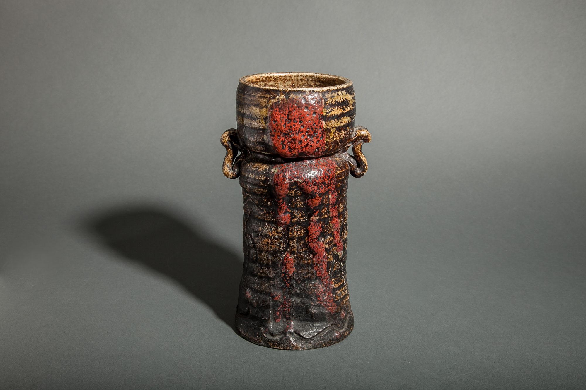 Iga-ware Vase