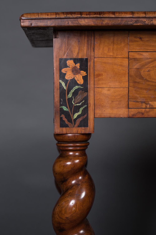 Dutch Desk with Inlay