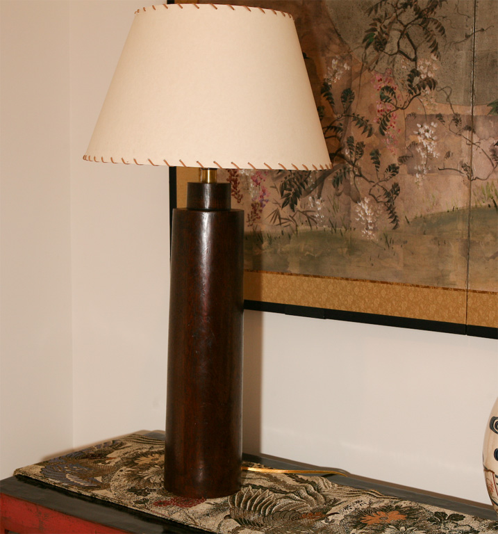 American Natural Wood Lamp