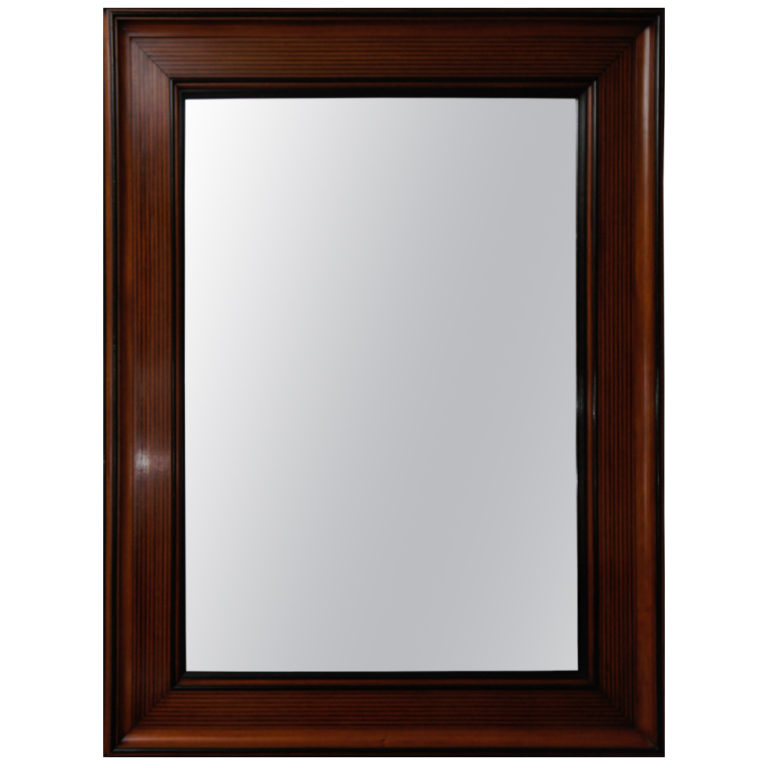 American Walnut Mirror