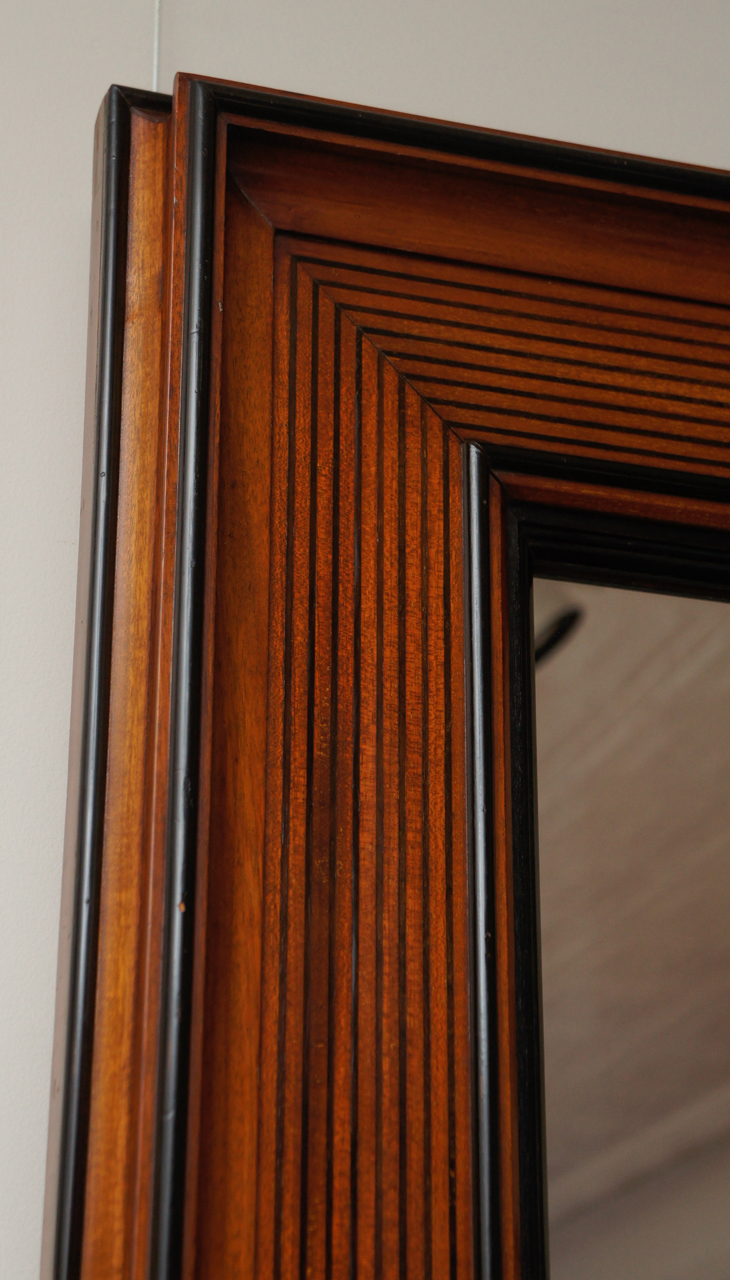 American Walnut Mirror