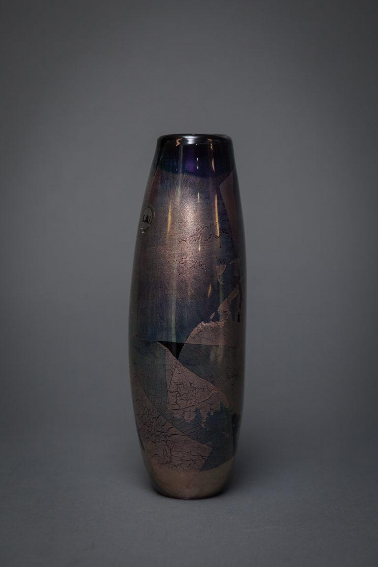 Art Glass, Silver Leaf