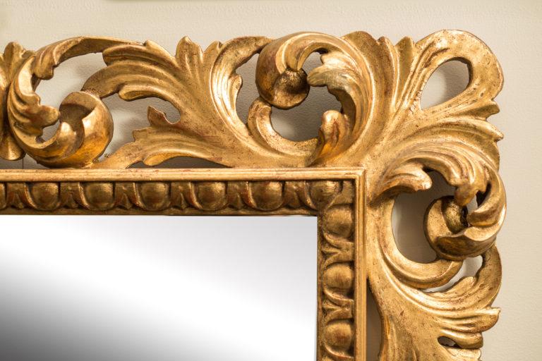 Baroque Italian Mirror