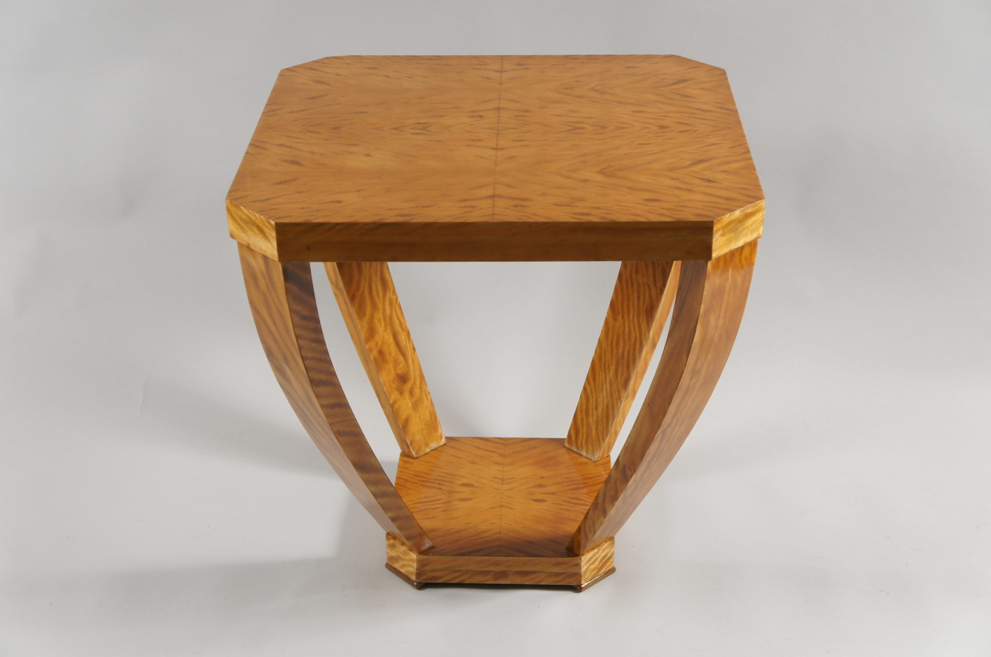 Belgian Lemonwood Side Table