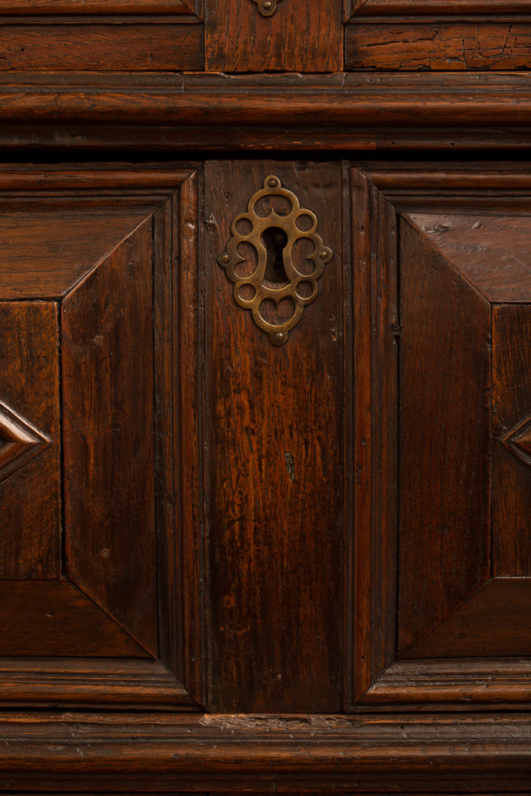 Charles II Chest of Drawers