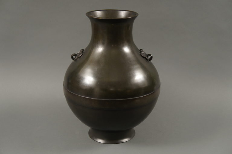 Chinese Archaic Style Bronze Vase